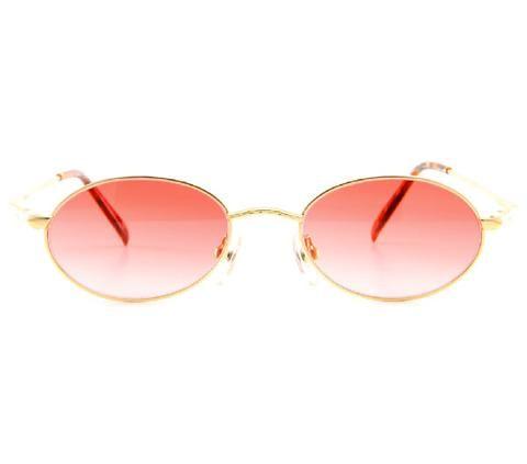 d9d2b289384e Vintage Blue Mirrored Sunglasses