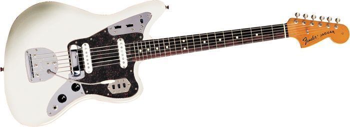 Current Guitar Olympic White 62 Reissue Japanese Fender Jaguar Fender Jaguar Guitar Gear Guitar Collection