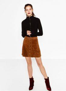 Γυναικεία ρούχα Zara Φθινόπωρο – Χειμώνας 2017  eed76ec84c7