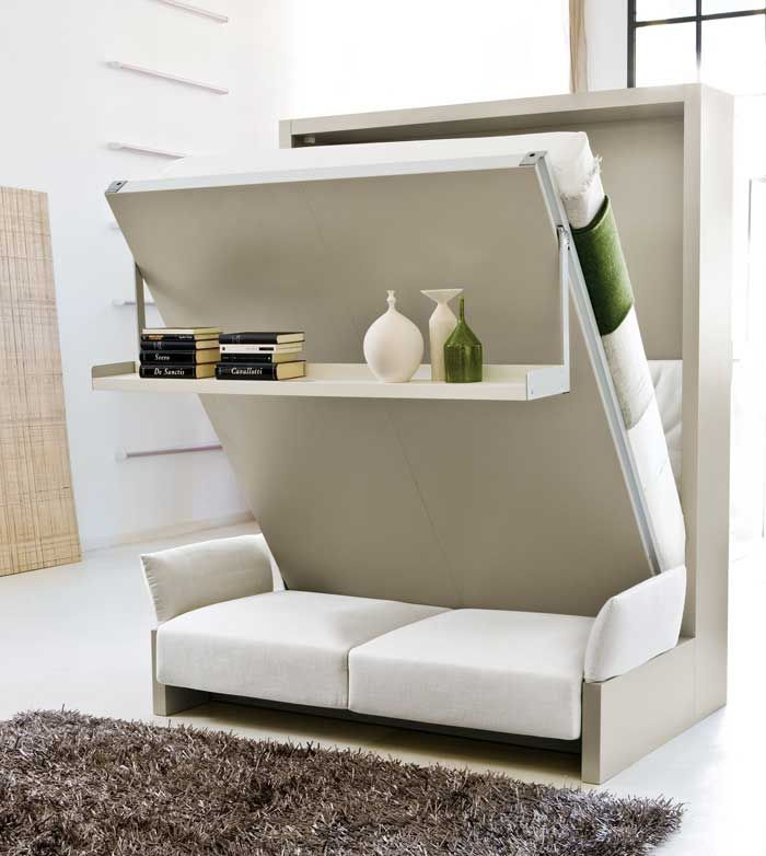 40 Of The Best Space Saving Furniture Ideas For Small Homes \u2013 Vurni