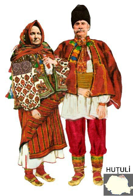 Another Hutsul outfit, W Ukraine, from Iryna
