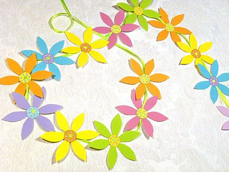 kids spring crafts spring diy craft projects for families with kids ziggity zoom - Spring Images For Kids