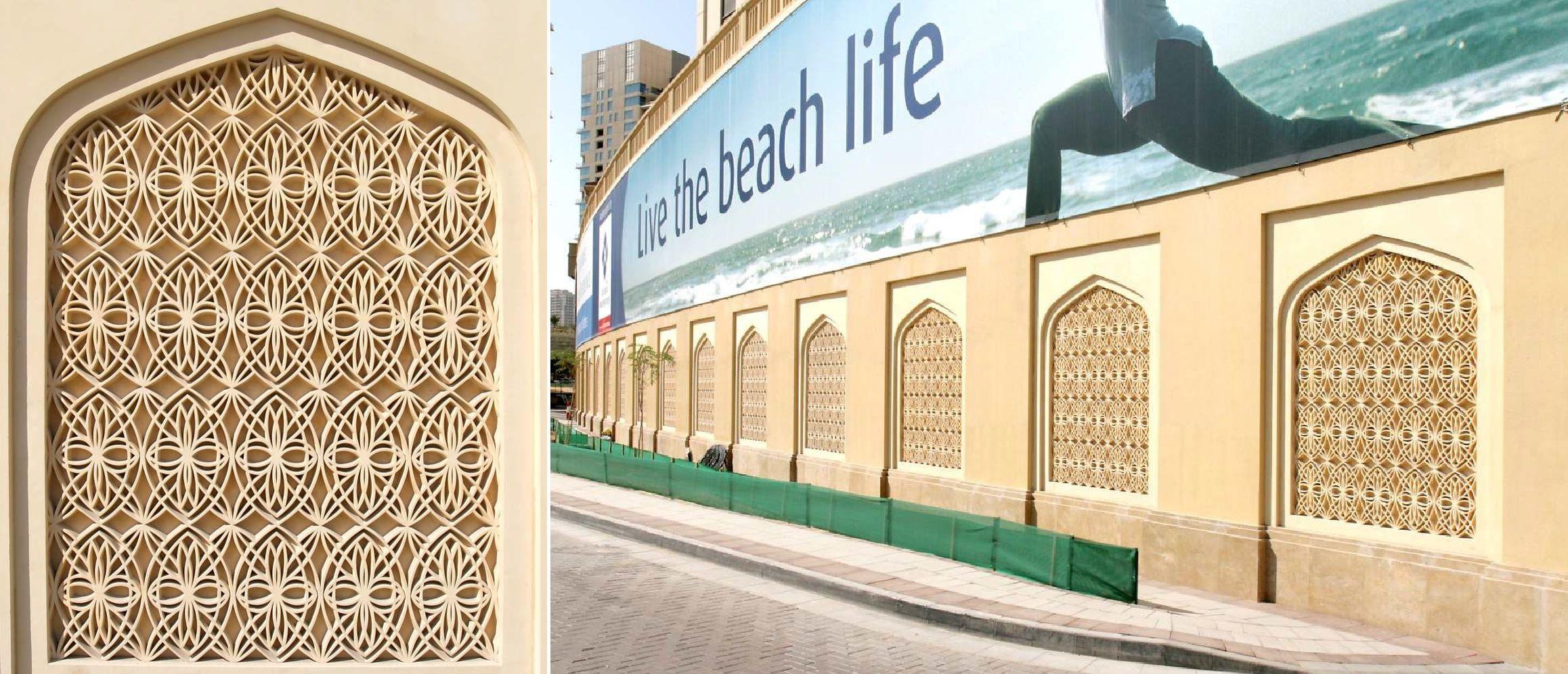 GFRC Walls | Formliners for Architectural Concrete | Pinterest ...