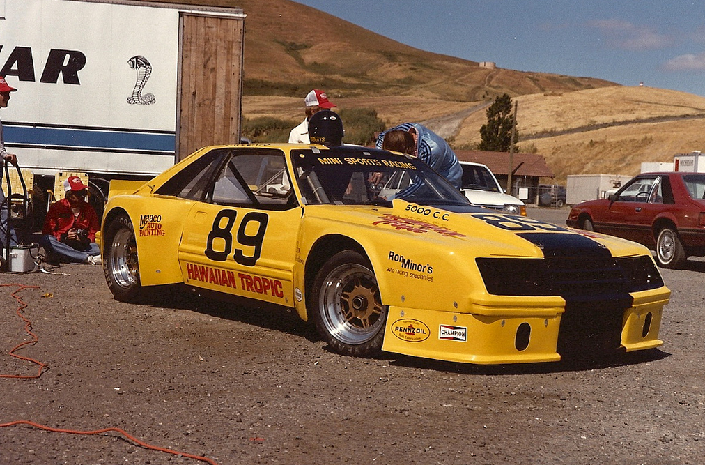Ford Mustang Trans-Am  1982