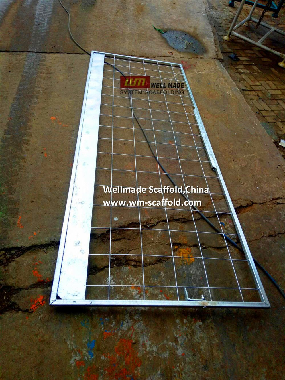 China Leading OEM Scaffolding Manufacturer Temporary