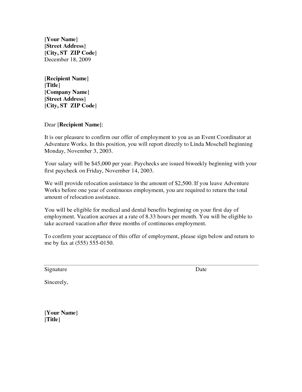Cover Letter Examples For Relocation Jianbochen Certificate