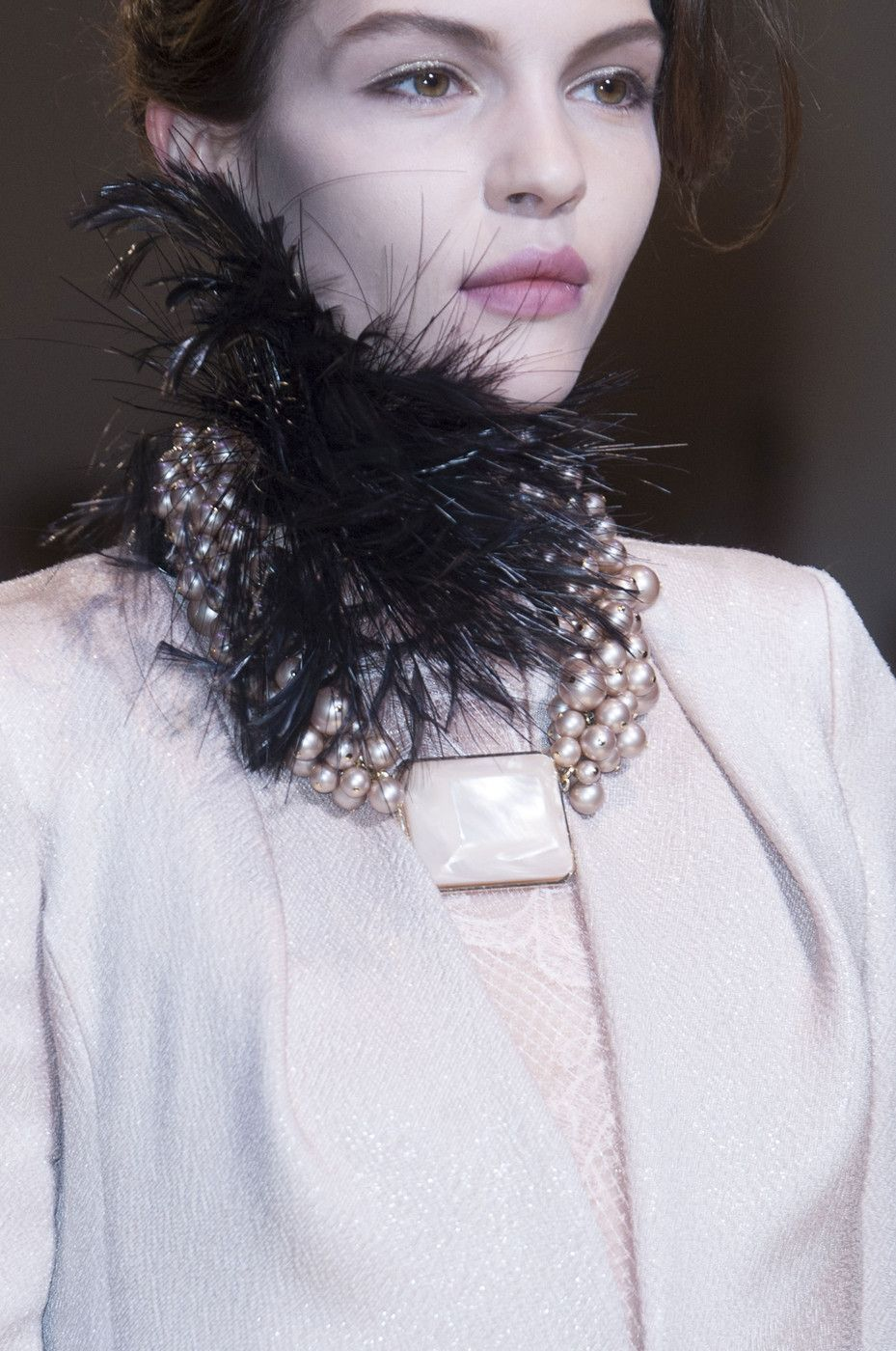 Armani Privé at Couture Fall 2013