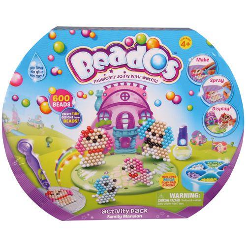 Beados family act. pack. Knutselen - Creatief. Goedkoop speelgoed kopen?  Bestel online of ga naar een van de Top 1 Toys winkels voor het grootste assortiment goedkoop speelgoed. - 267-1230