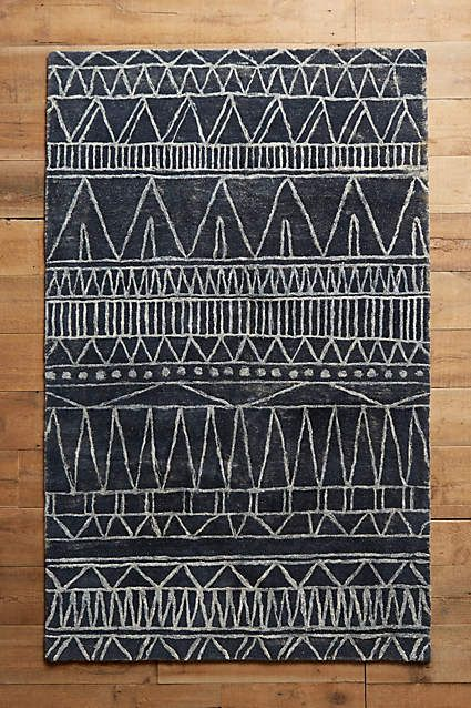 die besten 25 anthropologie rug ideen auf pinterest teppiche boho teppich und tribal teppich. Black Bedroom Furniture Sets. Home Design Ideas