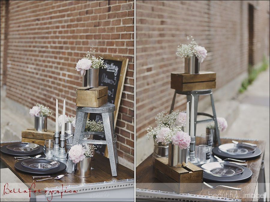 industrial chic furniture ideas. industrial wedding reception decor could recreate this with white stool chic furniture ideas