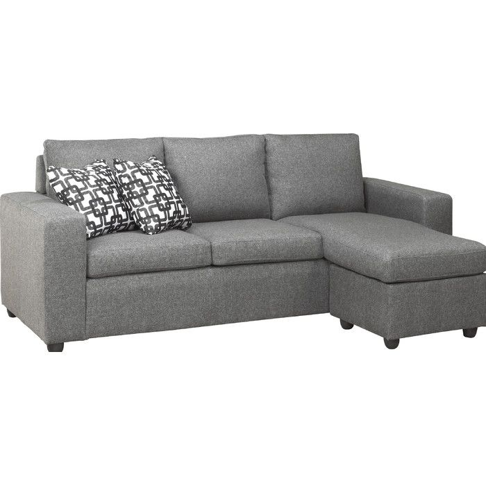 Titus Furniture Reversible Chaise Sectional Wayfair Ca Sectional Sofa Couch Sectional Sofa Sectional
