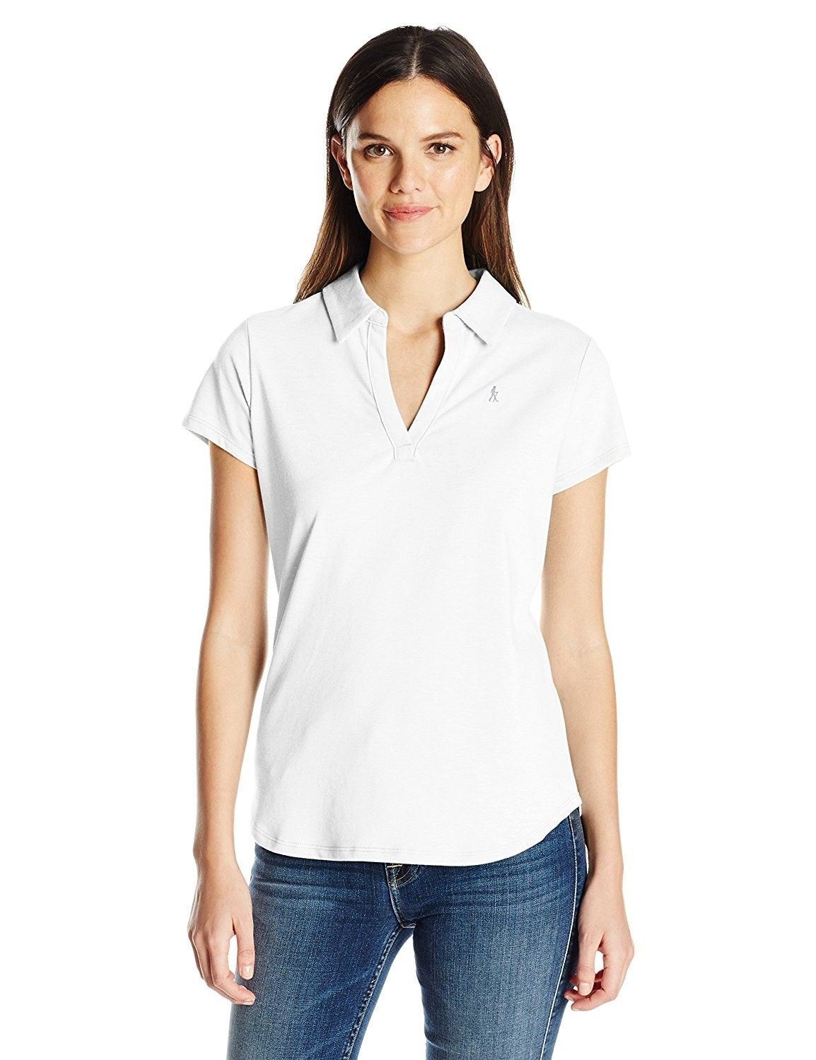 55aa60ed Women's Clothing, Active, Active Shirts & Tees, Women's Wick-Ed Cool Polo