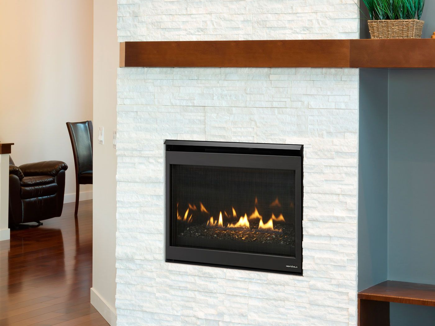 Heat And Glo Sl 550 Fusion Gas Fireplace 1549 Available With