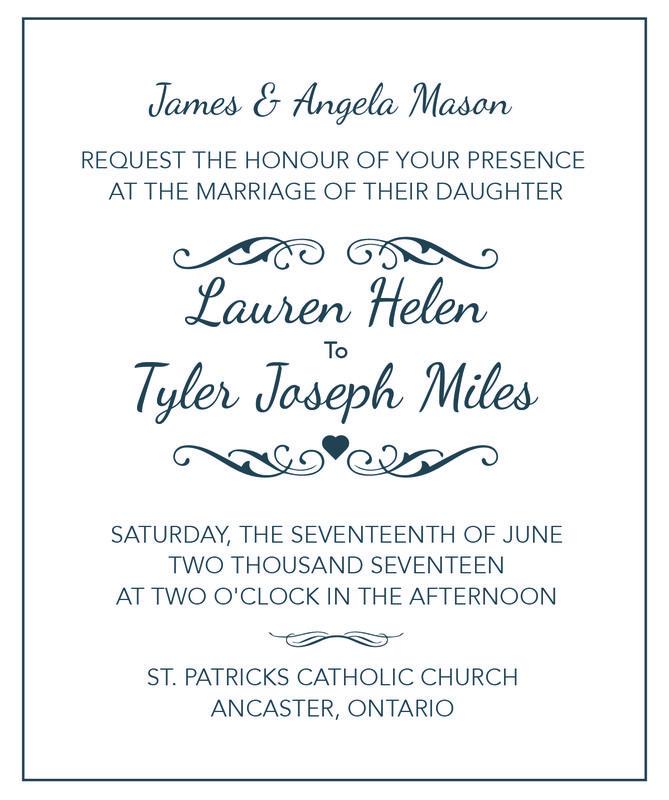 Wedding Invitation Tips & Wording Samples Wedding Trends