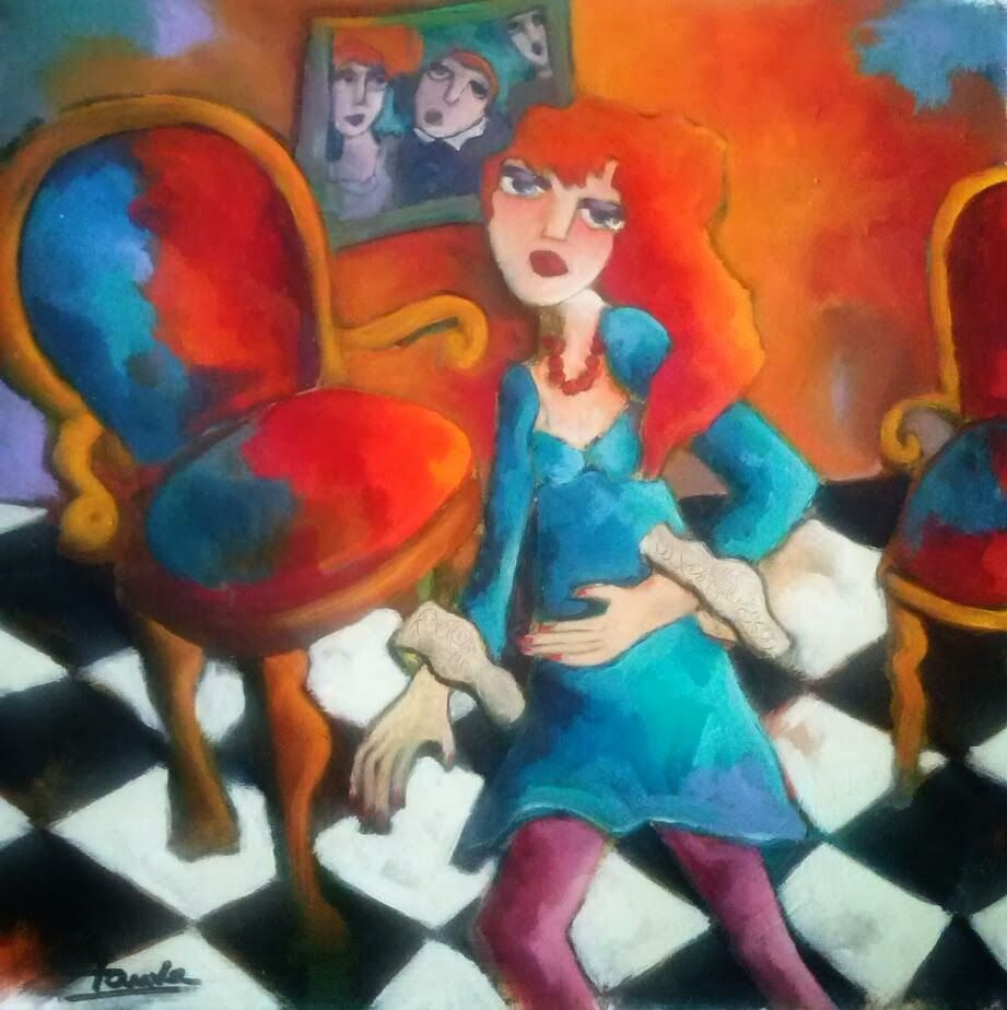 artodyssey fauve martine dechavanne roannaise artist martine dechavanne roannaise french. Black Bedroom Furniture Sets. Home Design Ideas