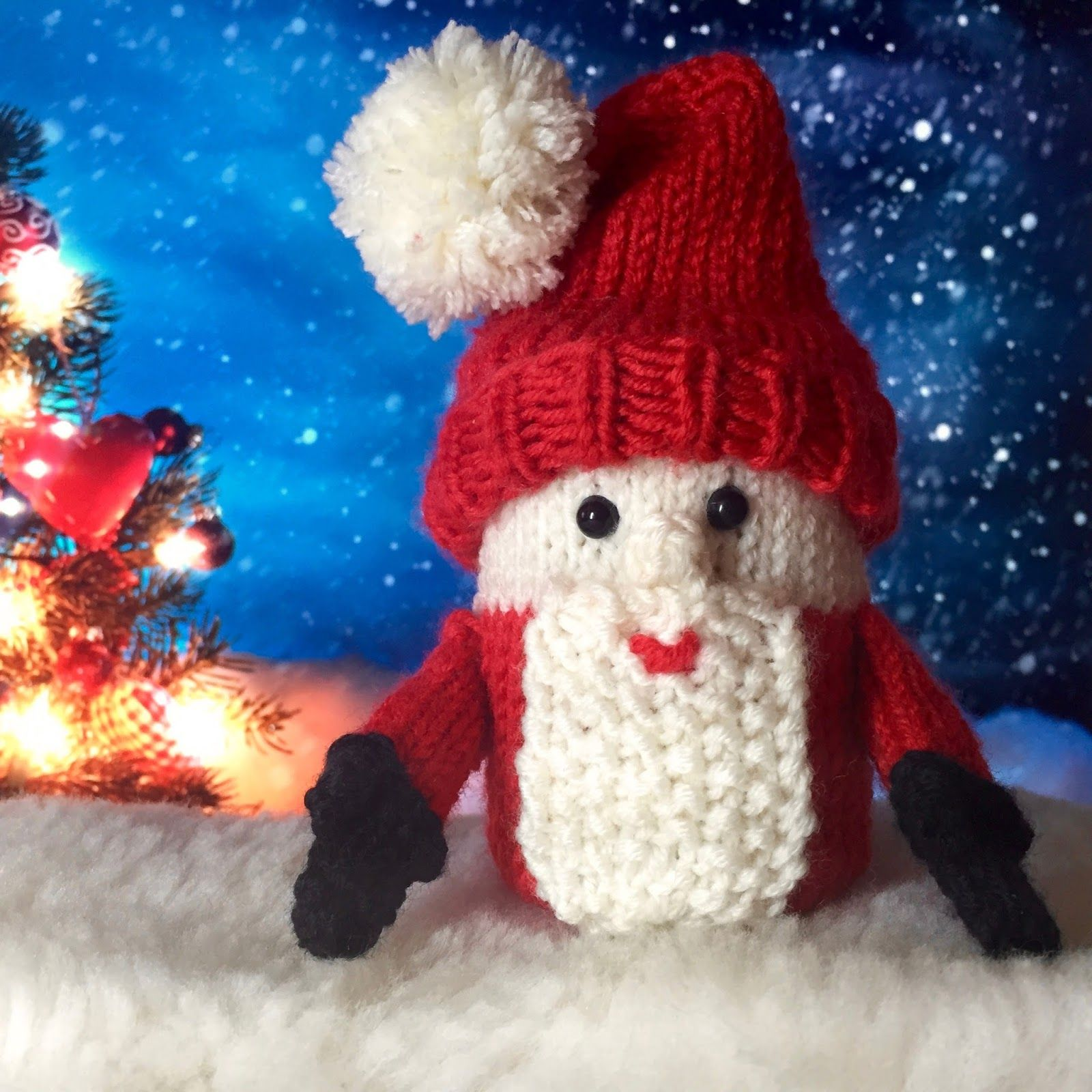 Secret Surprise Santa Knitting Pattern On Crafts From The Cwtch