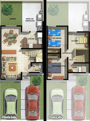 Casas en venta y departamentos casa muestra modelo salice for Modelos de departamentos