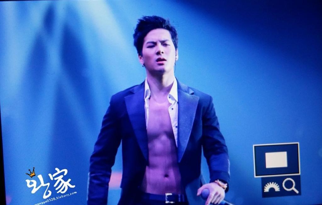 Jackson - GOT7 1st Fan Party in Bangkok 2015.03.14