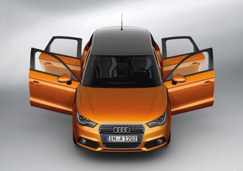 """Audi A1 Sportback: mais duas portas para o """"foguetinho"""""""