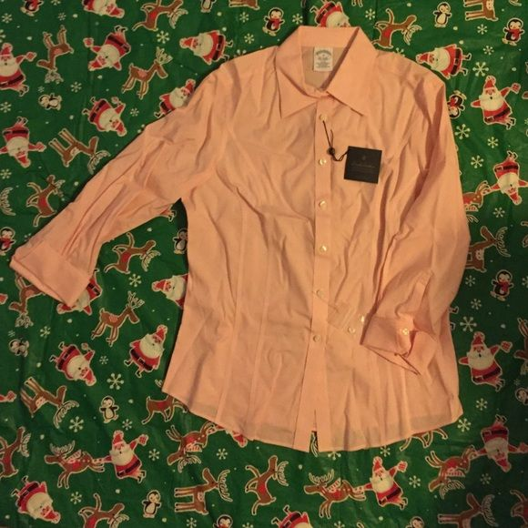 Brooks Brothers long sleeve top Button down top Brooks Brothers Tops Button Down Shirts