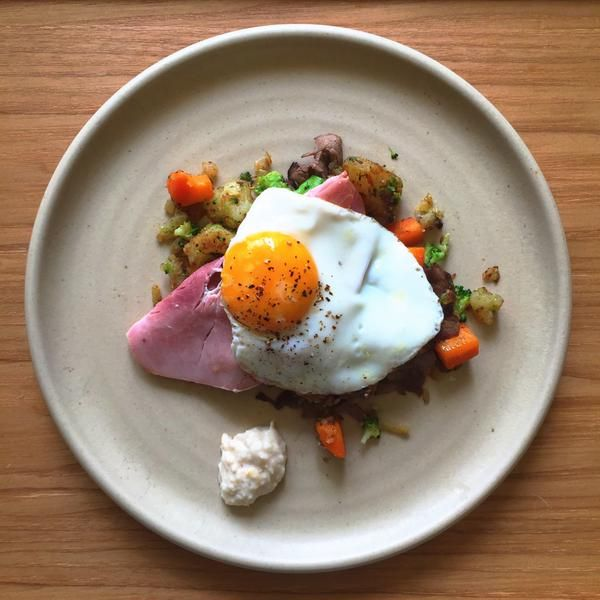 From Midnight To Duck Egg See: Beautiful Twitter Photo From Dan Doherty For Duck & Waffle