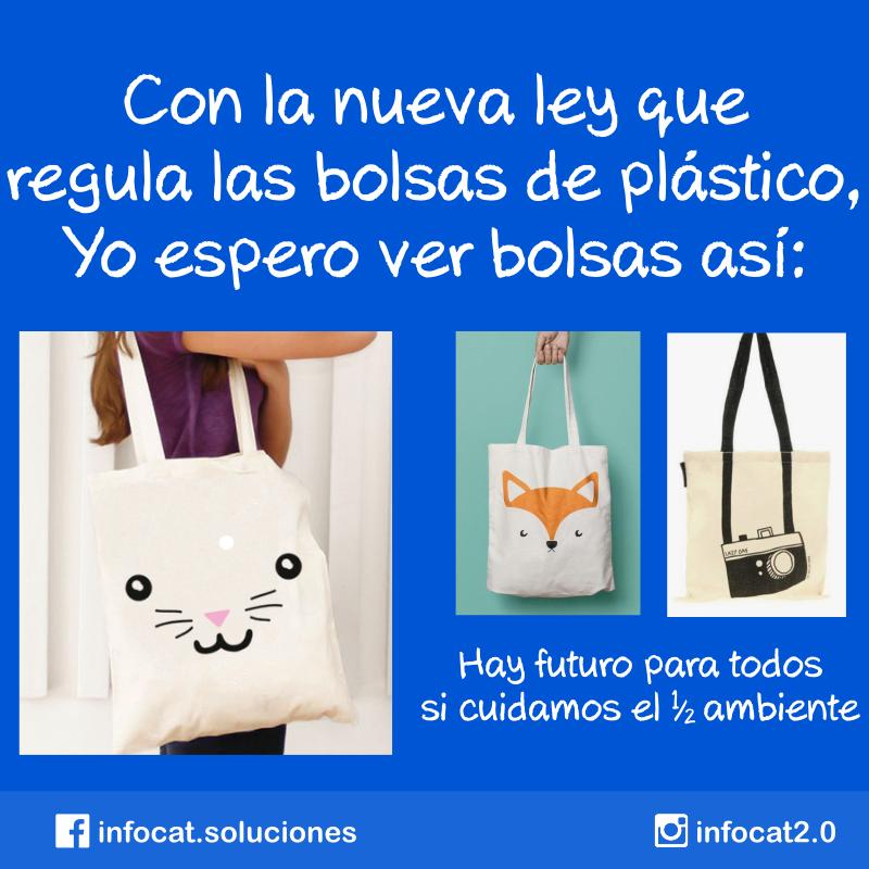 Imagen de Infocat Soluciones en My work Ver bolsas