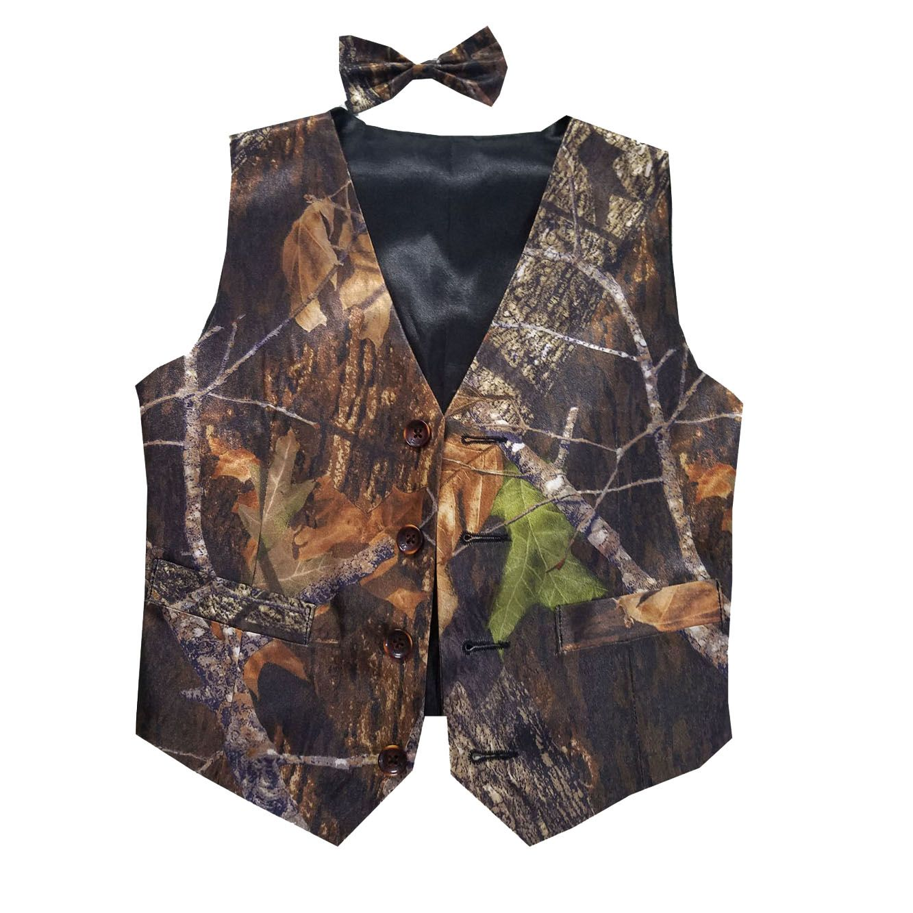Wedding Party Dress Man White Camo Vests For Wedding Groom