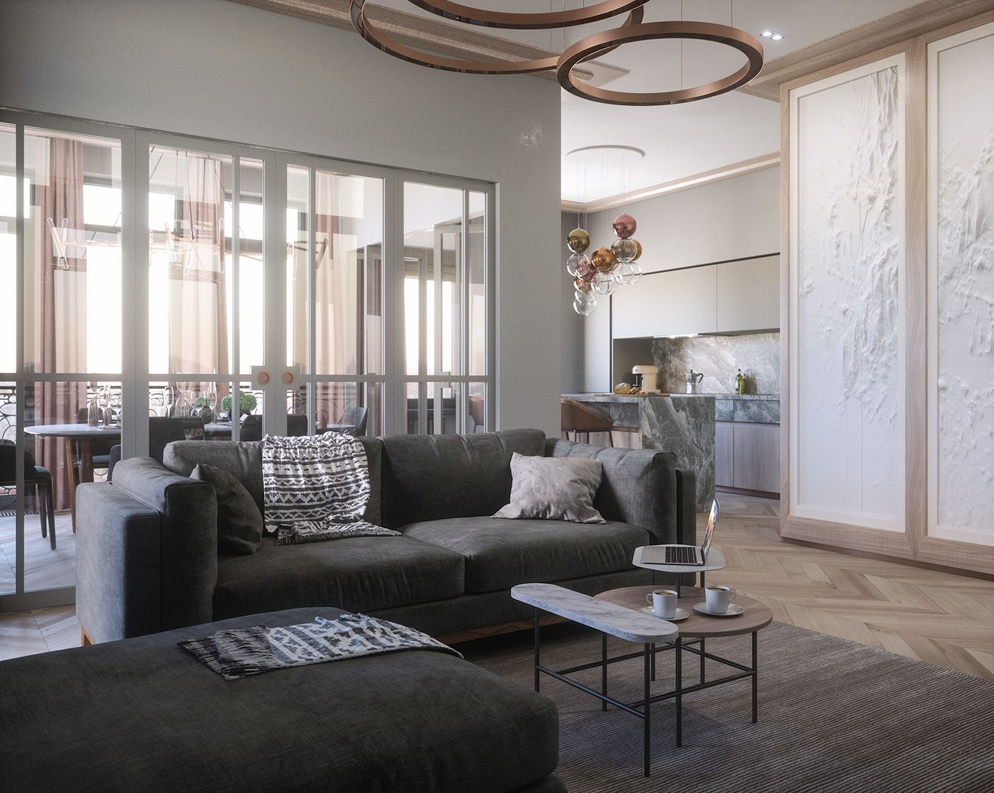 What Is Modern Classic Style In Interior Design Inspiration Design Books Blog Beige Living Room Decor Modern Interior Design Beige Living Rooms