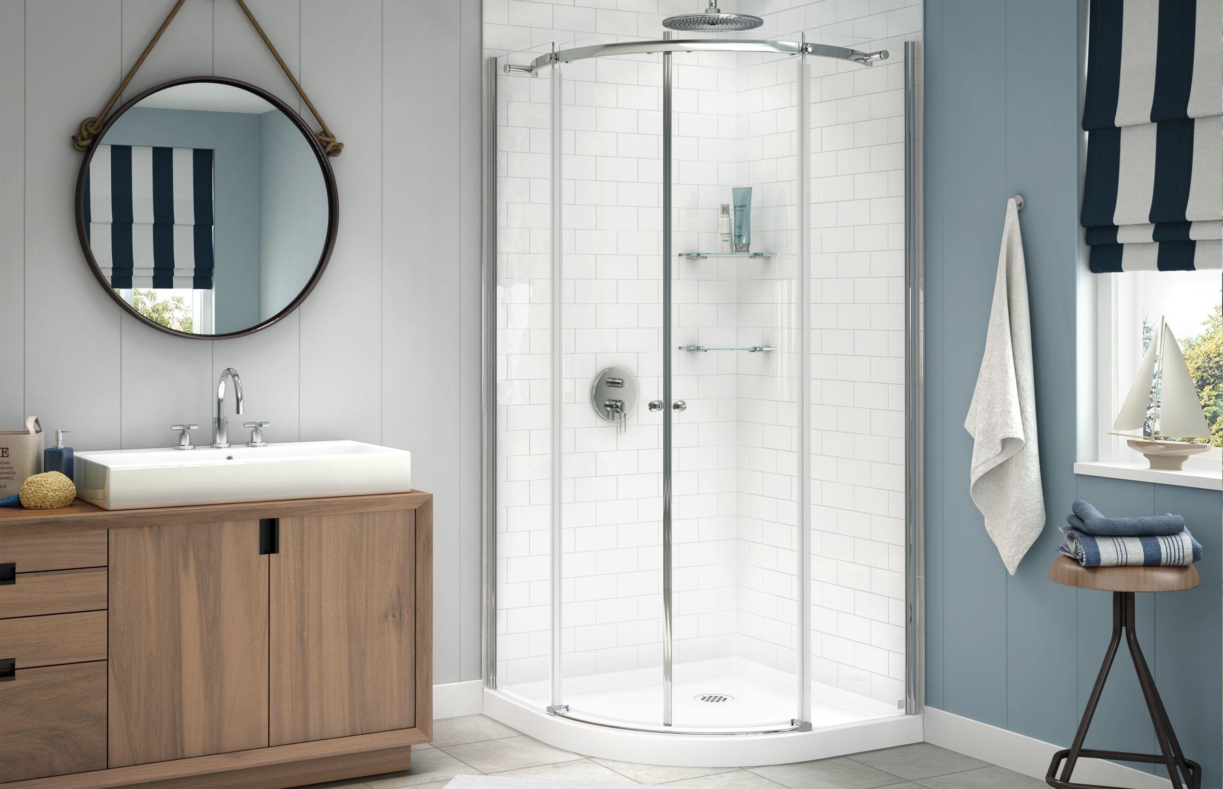 Magnolia III Shower Kit | Bathrooms | Pinterest | Shower kits