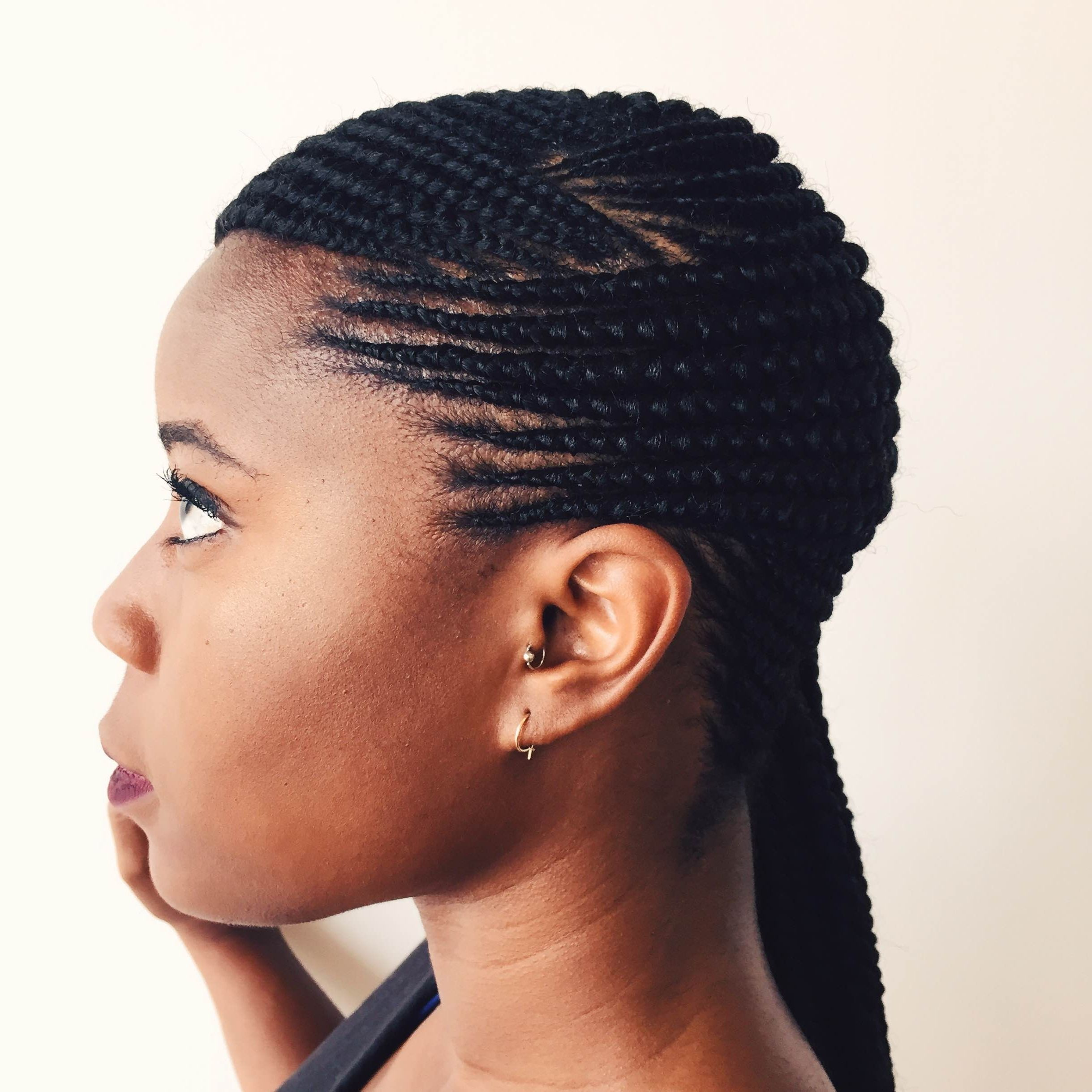 Latest Nigerian Braid Hairstyles Latest Hairstyles For Ghana