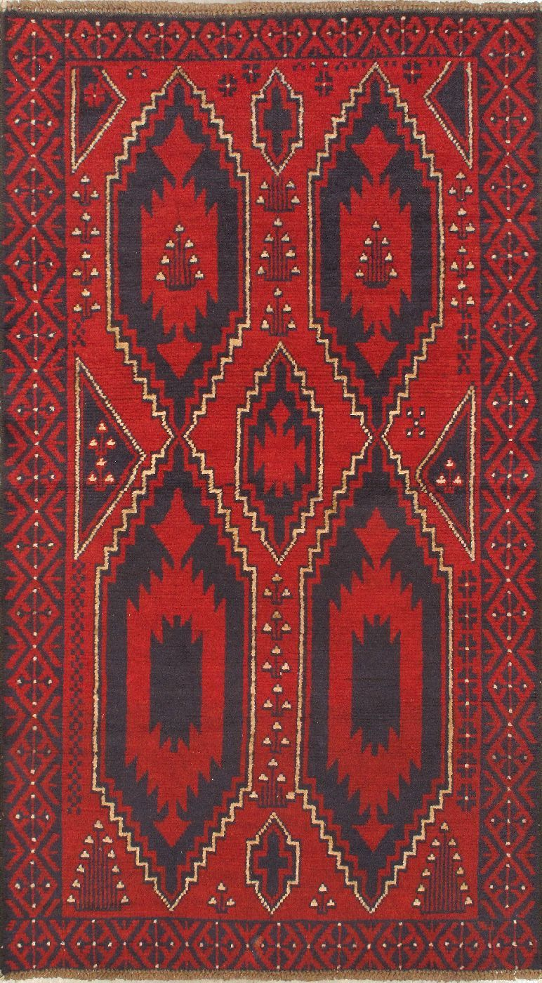 Another Cute Inexpensive Rug This One Claims To Be An Afghan Bahor
