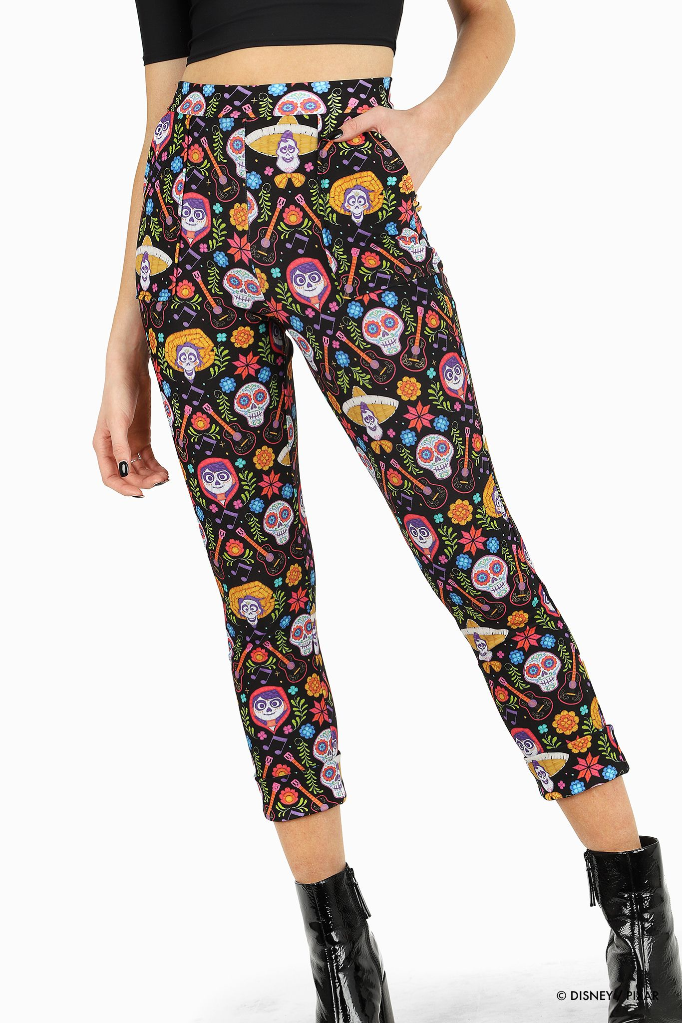 Coco cuffed pants limited 119aud by blackmilk