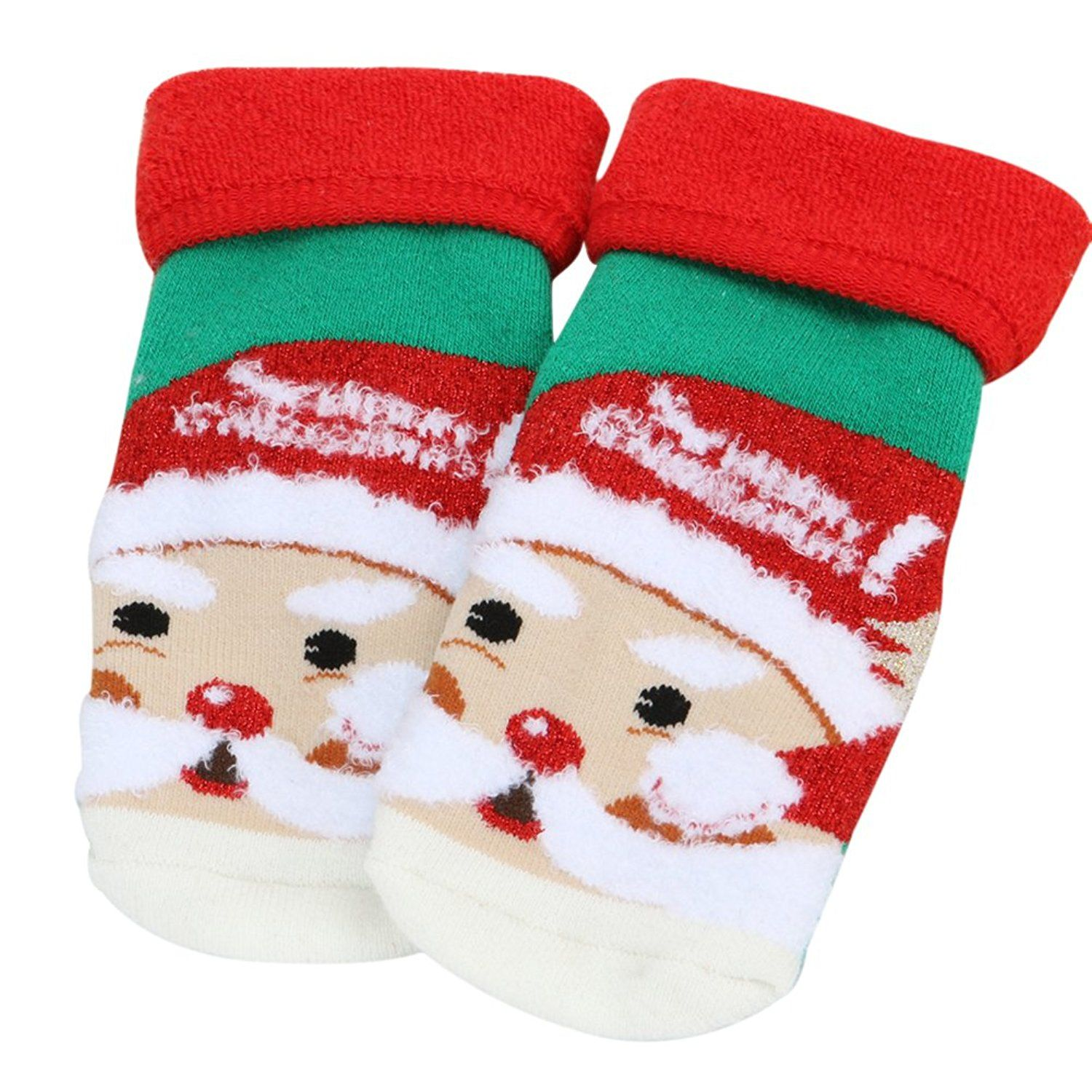 Amazon.com: BOBORA Toddler Infant Kid Girls Boys Christmas Theme ...