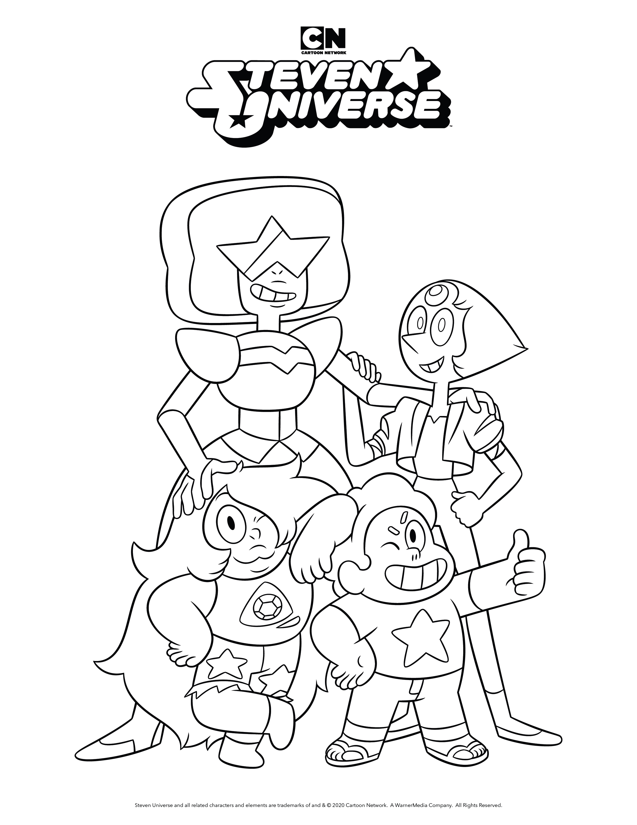 21++ Cartoon network characters coloring pages ideas