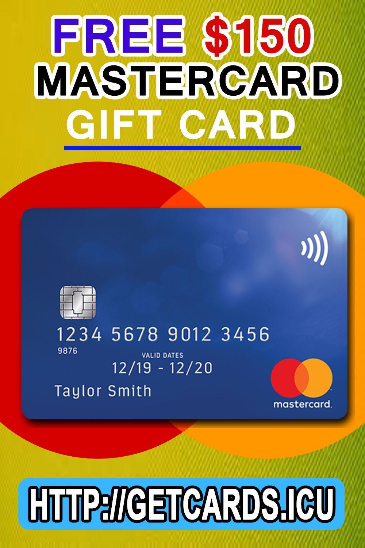 Free $6 Mastercard Gift Card Code Generator in 6 Free gift