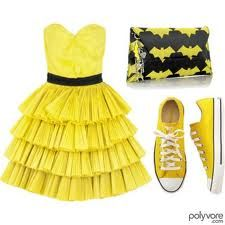 I wish yellow was my color:)