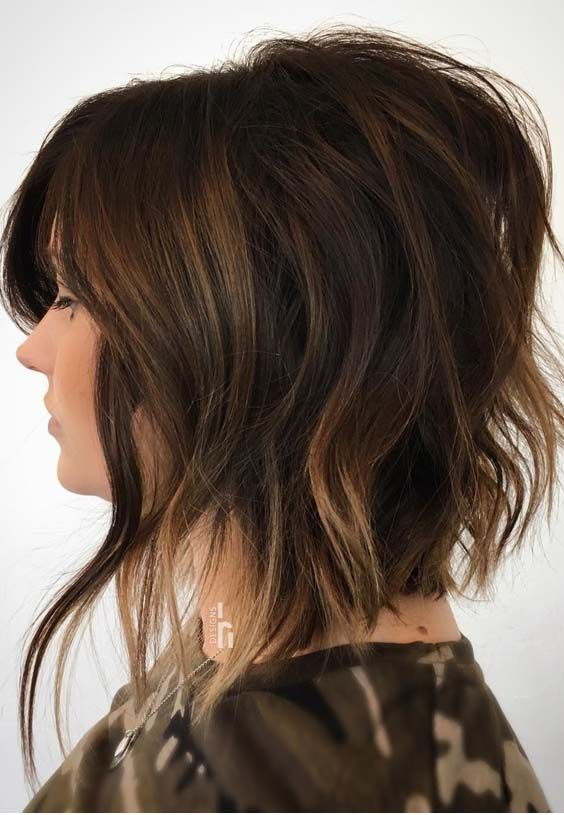 43 low maintenance textured short haircuts for 2018 solutioingenieria Images