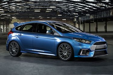 For The Longest Time Volkswagen Dominated The Hot Hatch Segment With Its Five Door Gti To Give The Germans A Bit Of A Fight In 2020 Focus Rs Ford Rs New Ford