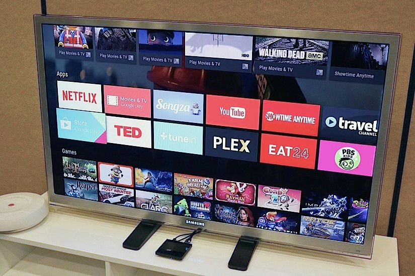Google I/O, non solo Smartphone: Android TV e Chromecast Mirroring