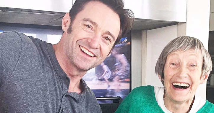 Hugh Jackman Reveals His Favorite Dessert From His Mom- And Her Nickname for Him