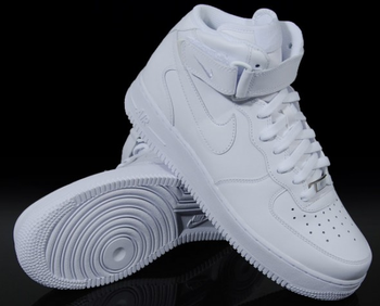 Nike Air Force One - still one of the best selling shoes ever. If you