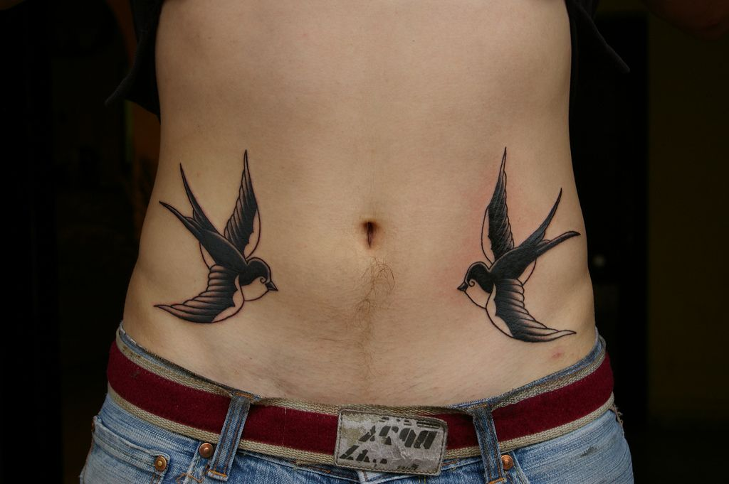 Sparrow Tattoos Cute Sparrow Tattoo Designs Ideas Meaning
