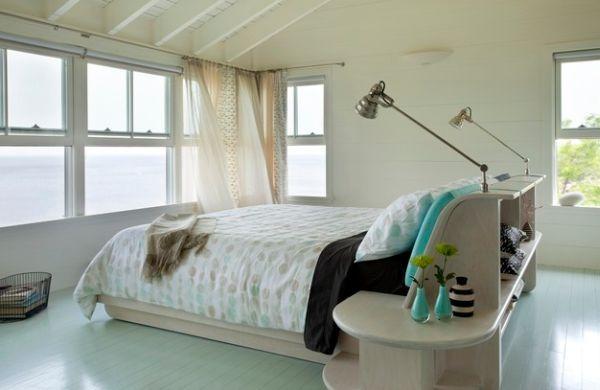 Kleine Schlafzimmer kreativ gestalten- 45 zeitgenössische Ideen ...