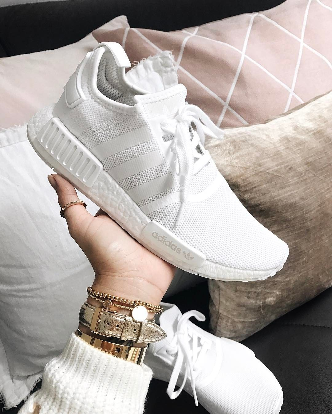online retailer 78e11 ac69e happily    ✧ Nmd Sneakers, Adidas Sneakers, Adidas Nmds, Adidas Women,