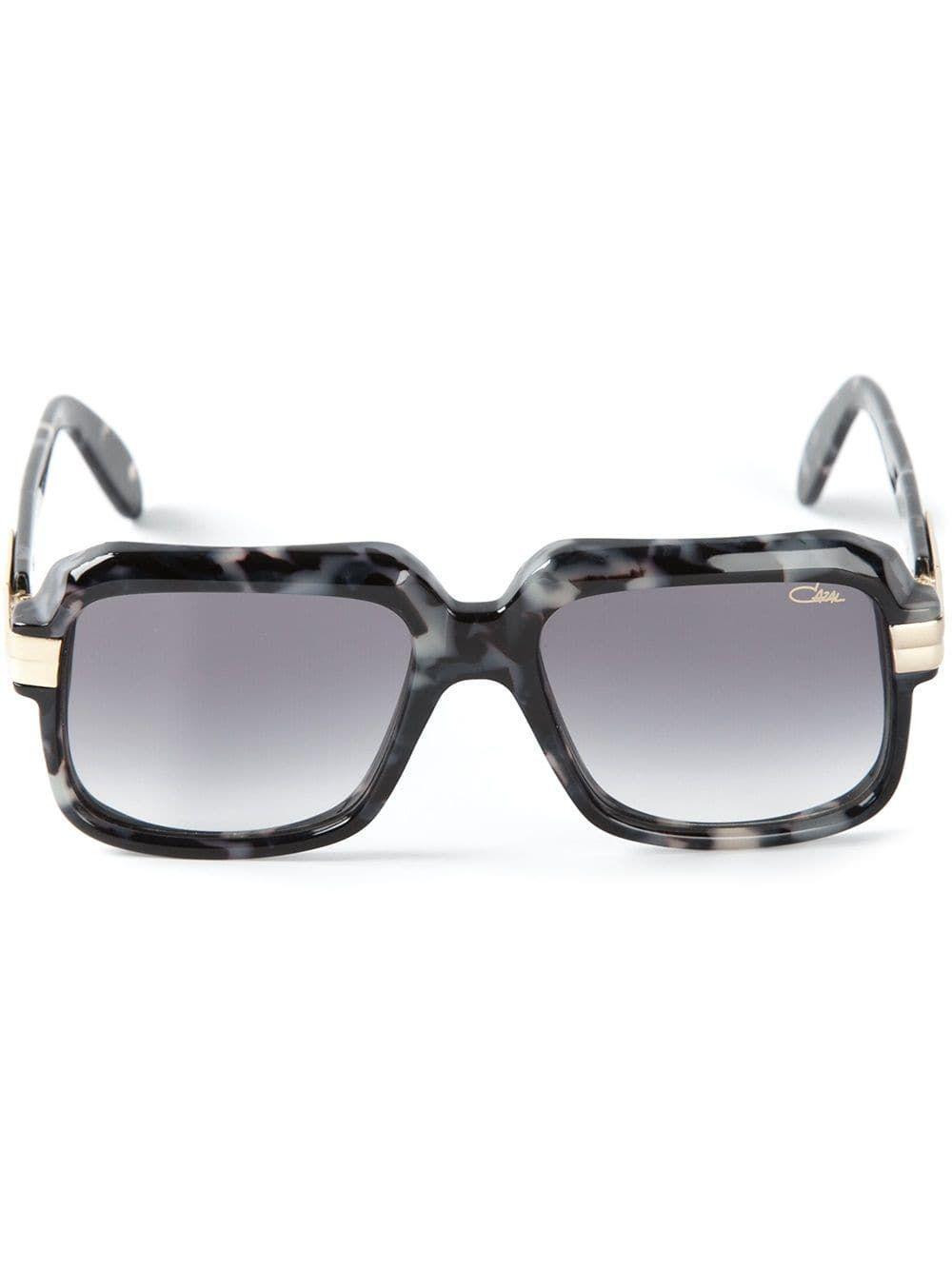 44a5299e4a6b Cazal Square Sunglasses in 2019 | Eyewear | Sunglasses, Eyewear, Glasses