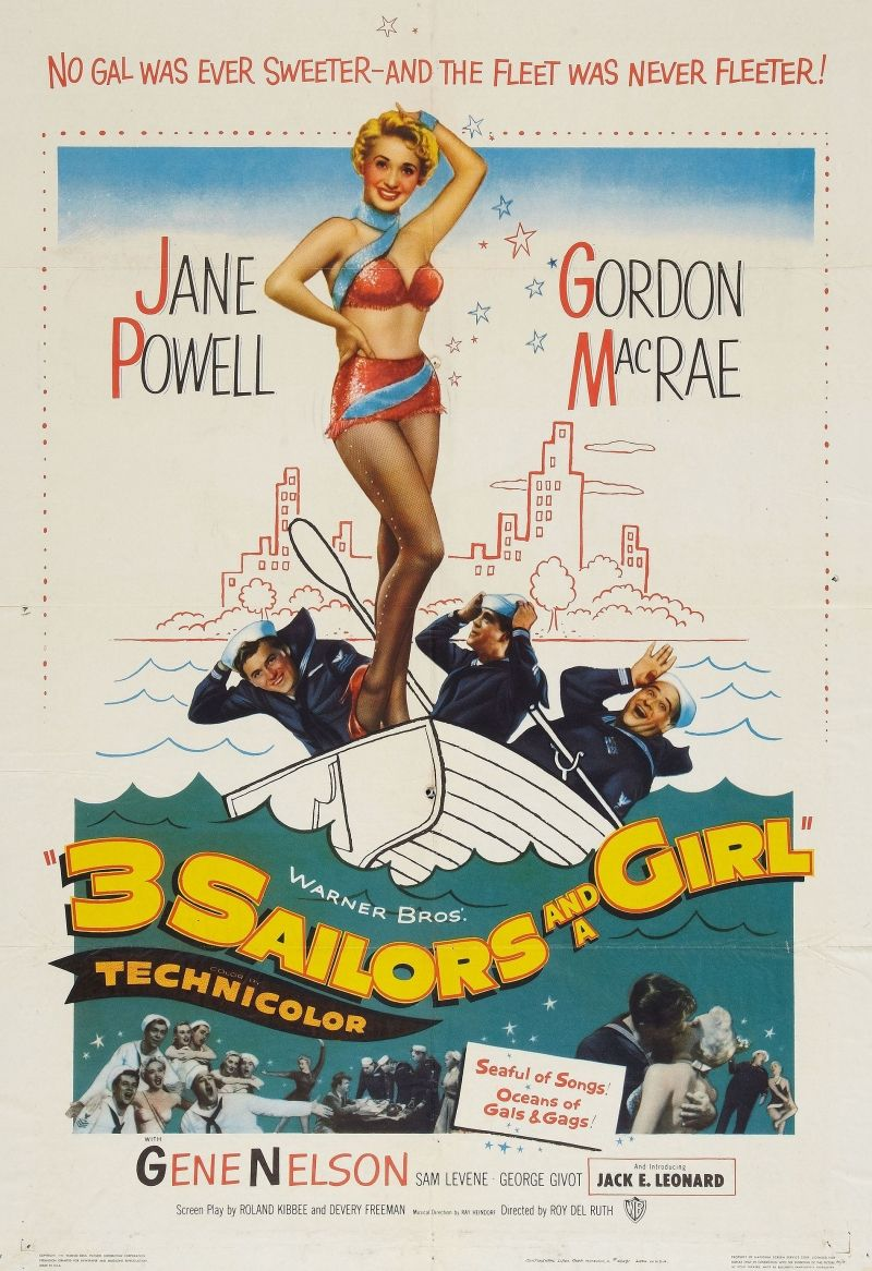 Download Three Sailors and a Girl Full-Movie Free
