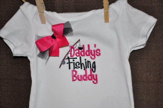 Grandpa Baby Outfit Grandpa Baby Bodysuit Grandpa Baby: Daddy's/Grandpa's/Grandma's Fishing Buddy Onesie Bodysuit