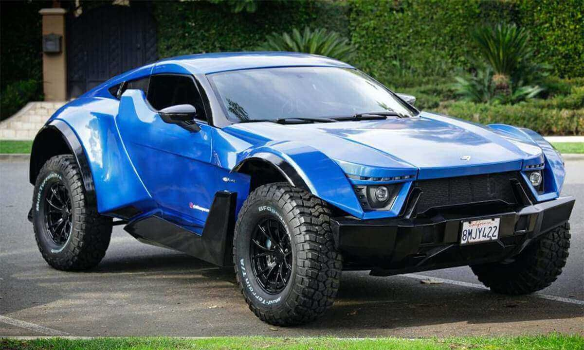 The Newest Off Road Car In The World Has The Power Of A Supercar With An Unbelievable Price In 2020 Super Cars Offroad Car In The World