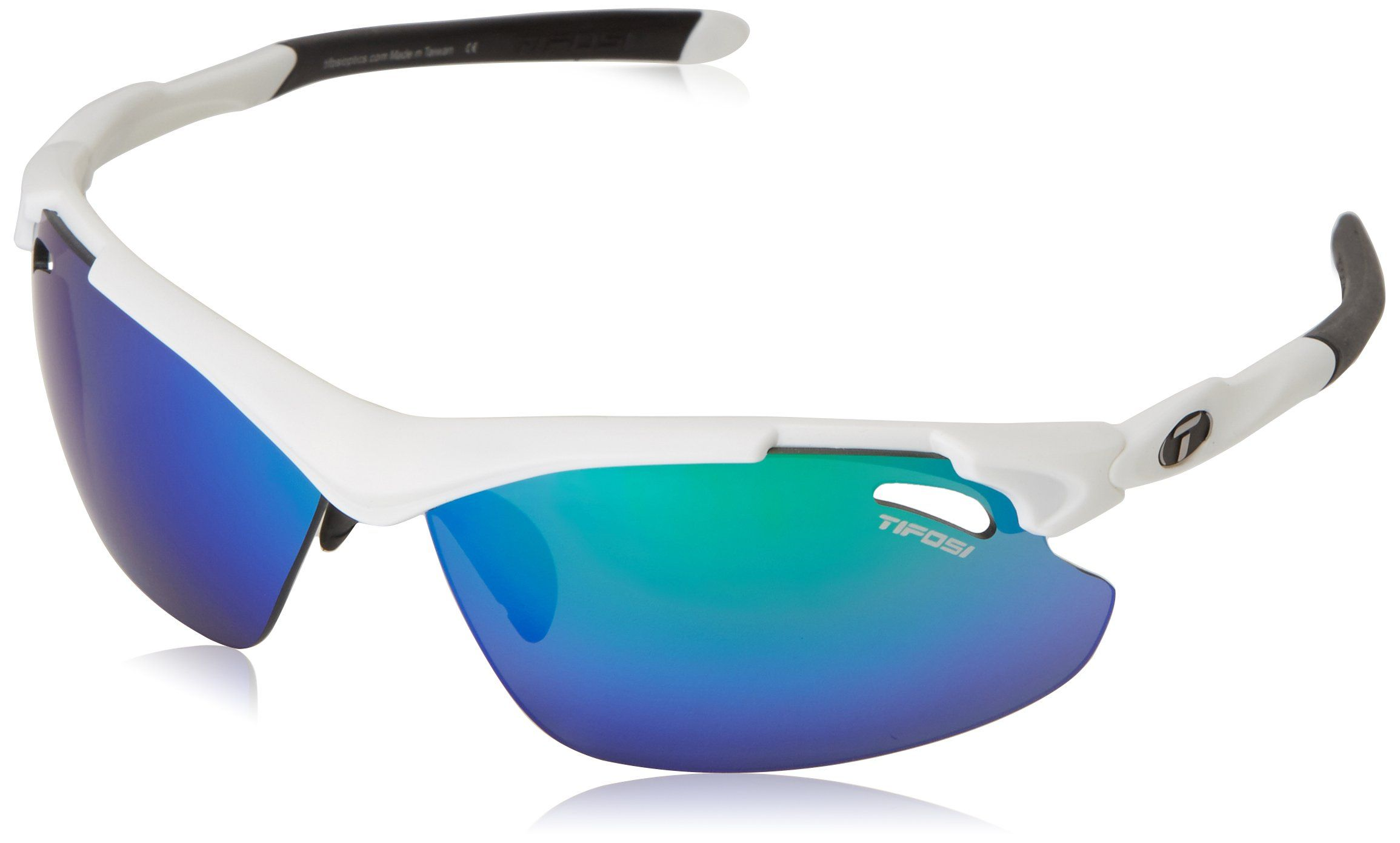 d8156a5d33e Tifosi Tyrant 2.0 1120101228 Wrap SunglassesMatte White68 mm     To view  further for this item