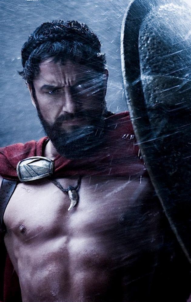 Leonidas - 300 | Gerard butler, 300 movie, Gerard